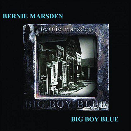 BERNIE MARSDEN [ex-WHITESNAKE]