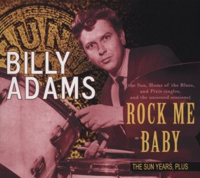BILLY ADAMS