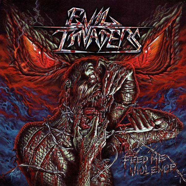 EVIL INVADERS