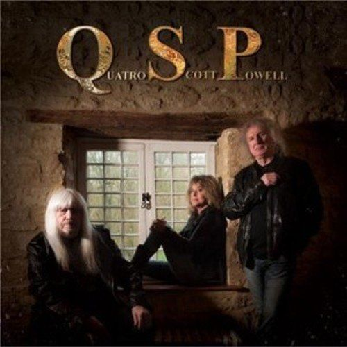 QSP - SUZI QUATRO/ ANDY SCOTT [THE SWEET]/ DON POWELL [SLADE]