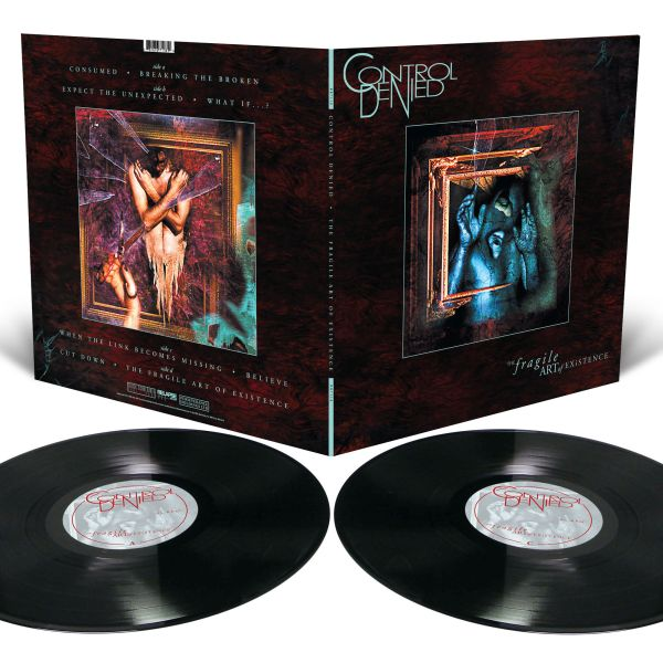 Control Denied - The Fragile Art Of Existence Vinyl (2LP)