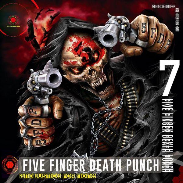 Five Finger Death Punch - And Justise For None (ltd. edit. digi)