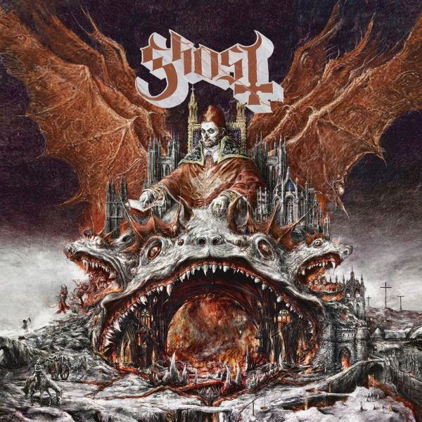 Ghost - Prequelle (ltd. edit. CD)