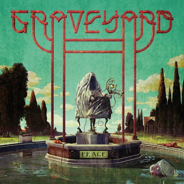 Graveyard - Peace (ltd. edit. digi)