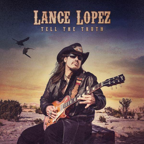 LANCE LOPEZ [SUPERSONIC BLUES MACHINE]