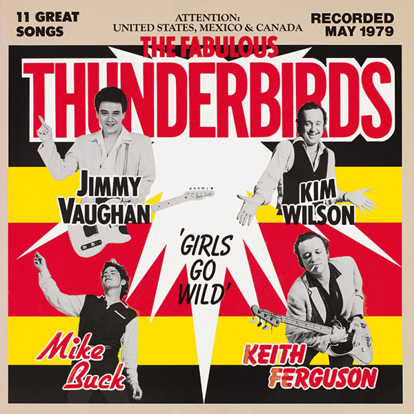 THE FABULOUS THUNDERBIRD [JIMMIE VAUGHAN]