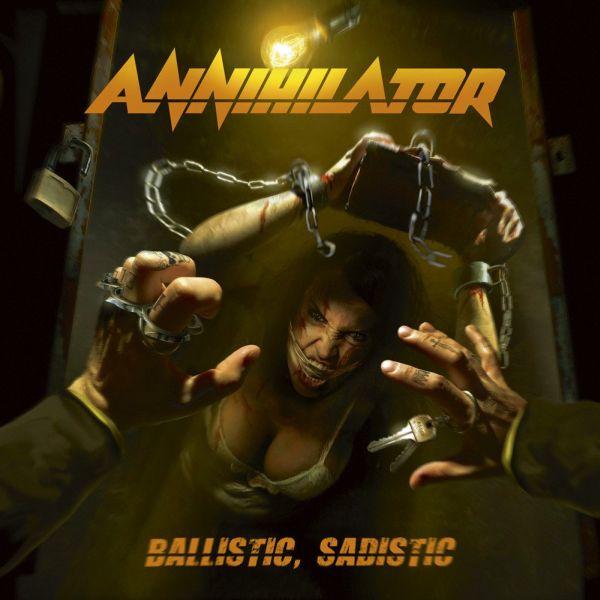 ANNIHILATOR - BALLISTIC, SADISTIC LTD. EDIT. (DIGI)