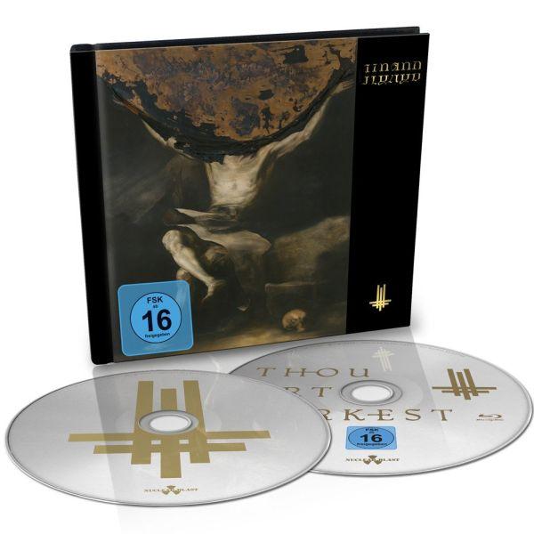 BEHEMOTH - I LOVED YOU AT YOUR DARKEST TOUR EDIT. (CD+BLURAY DIGI)
