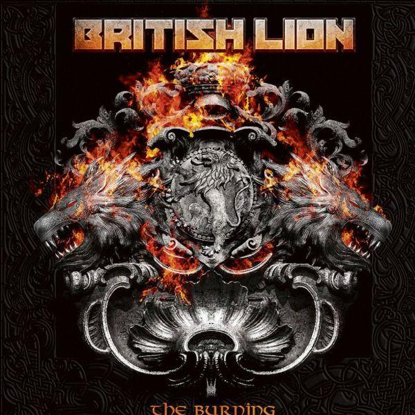 BRITISH LION - THE BURNING (DIGI)
