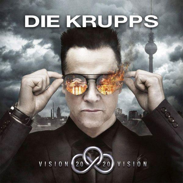 DIE KRUPPS - VISION 2020 VISION (LTD. EDIT.)
