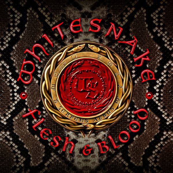 WHITESNAKE - FLESH & BLOOD LTD. EDIT. (CD+DVD DIGI)