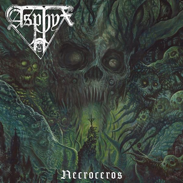 ASPHYX - NECROCEROS (CD)