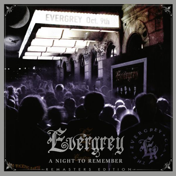 EVERGREY - A NIGHT TO REMEMBER (REISSUE 2DVD+2CD BOX)