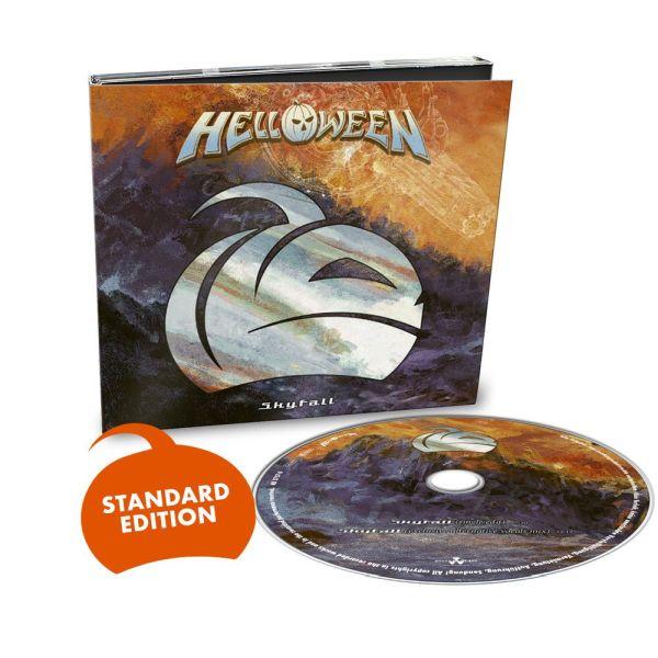 HELLOWEEN - SKYFALL (STANDARD VERS. EP DIGI)