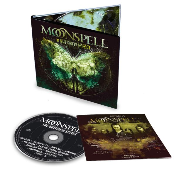 MOONSPELL - THE BUTTERFLY EFFECT (REISSUE, DIGI)