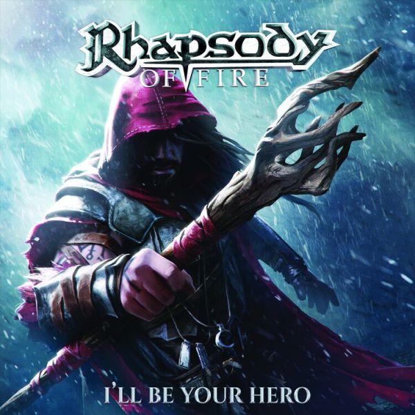 RHAPSODY OF FIRE - ILL BE YOUR HERO (EP MCD DIGI)