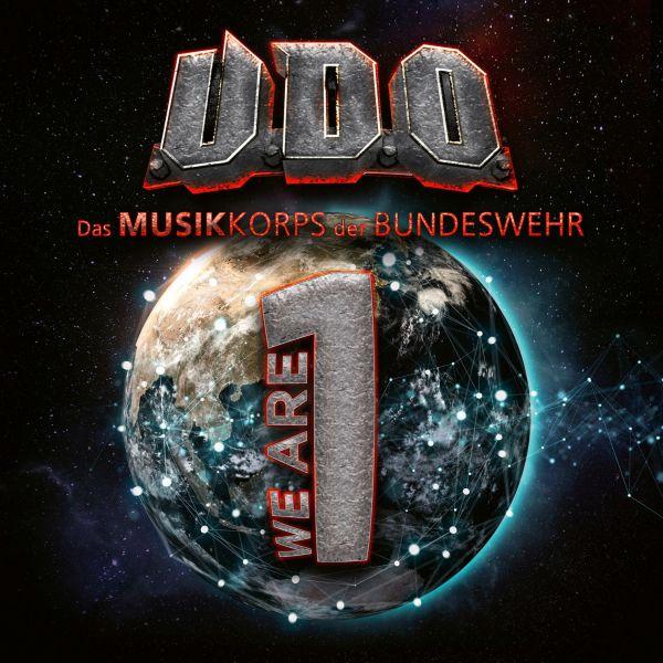 U.D.O. - WE ARE ONE (LTD. EDIT. DIGI)