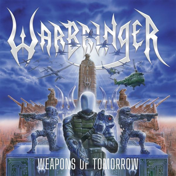 WARBRINGER - WEAPONS OF TOMORROW (CD)
