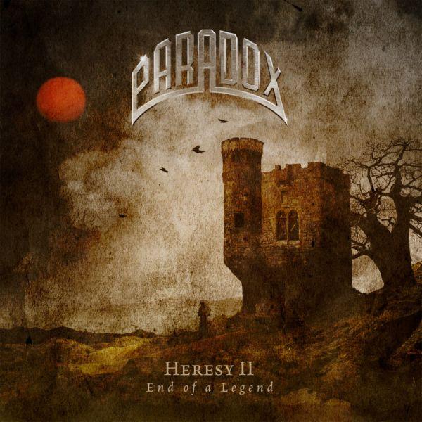 PARADOX - HERESY II LTD. EDIT. (DIGI)