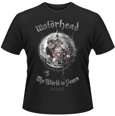 motorhead world is yours. MOTORHEAD THE WORLD IS YOURS