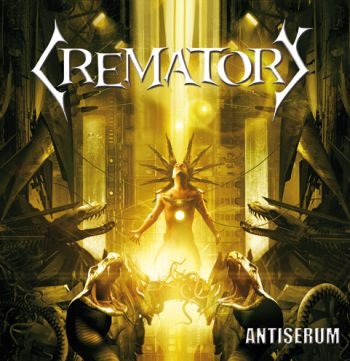 CREMATORY -  Antiserum (cd)