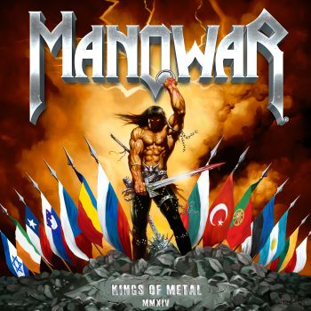 MANOWAR -  Kings Of Metal Mmxiv Silver Edit. (2cd Box)
