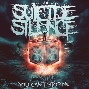 SUICIDE SILENCE -  You Can't Stop Me (cd)
