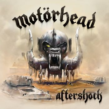 MOTORHEAD -  Aftershock Ltd. Edit. (digi)
