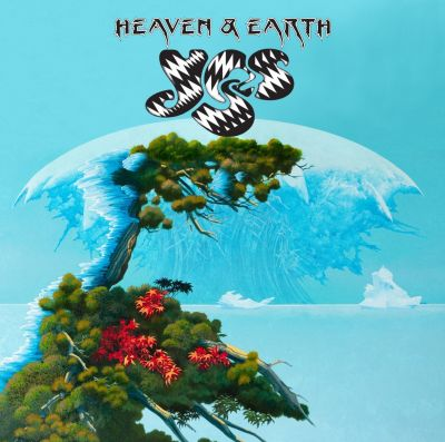 YES -  Heaven & Earth (digi)
