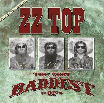 ZZ TOP -  The Very Baddest Of ... Ltd. Edit. (2cd)