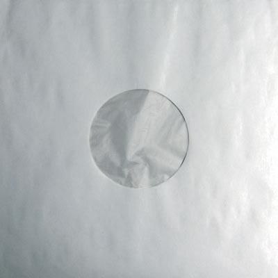 "12"" LP PAPER/ PVC SLEEVE PROTECTION"