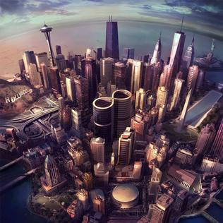 FOO FIGHTERS - Sonic Highways Ltd. Edit.