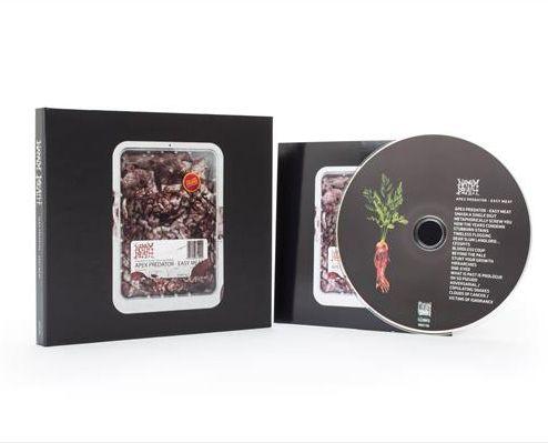 NAPALM DEATH - Apex Predator - Easy Meat Ltd. Edit.