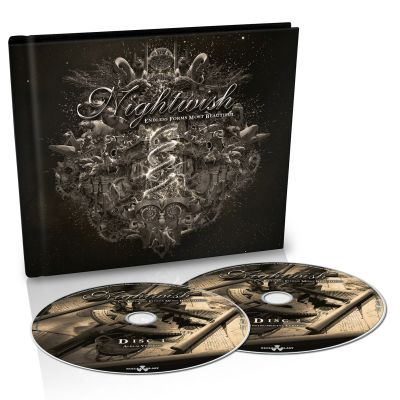 NIGHTWISH - Endless Forms Most Beautiful Ltd. Edit.
