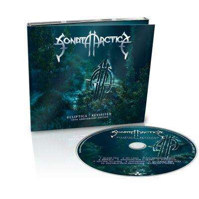 SONATA ARCTICA - Ecliptica Revisited:  15th Anniversary Ltd. Edit.