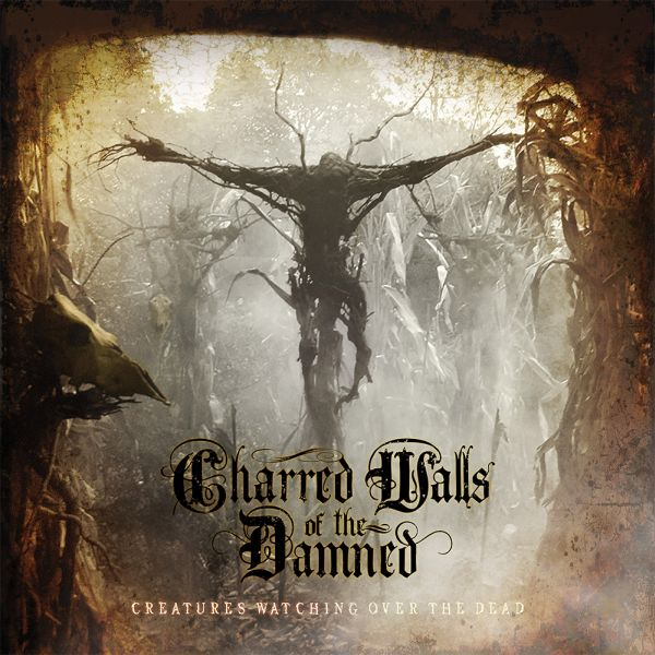 CHARRED WALLS OF THE DAMNED [ex-DEATH/ ICED EARTH]