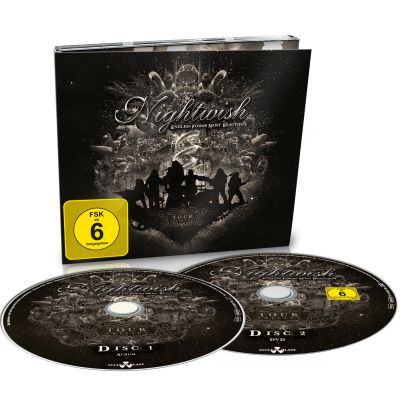 NIGHTWISH - Endless Forms Most Beautiful Tour Edit.