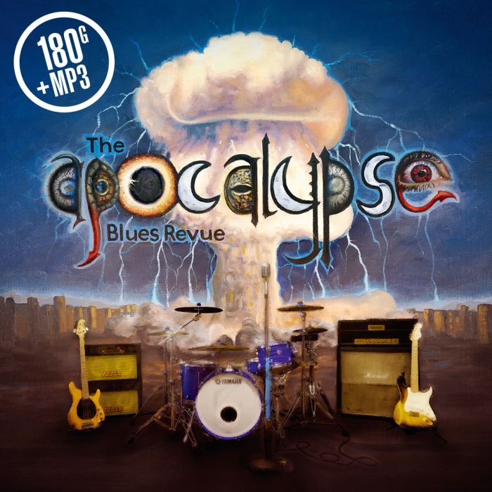 THE APOCALYPSE BLUES REVUE [GODSMACK]